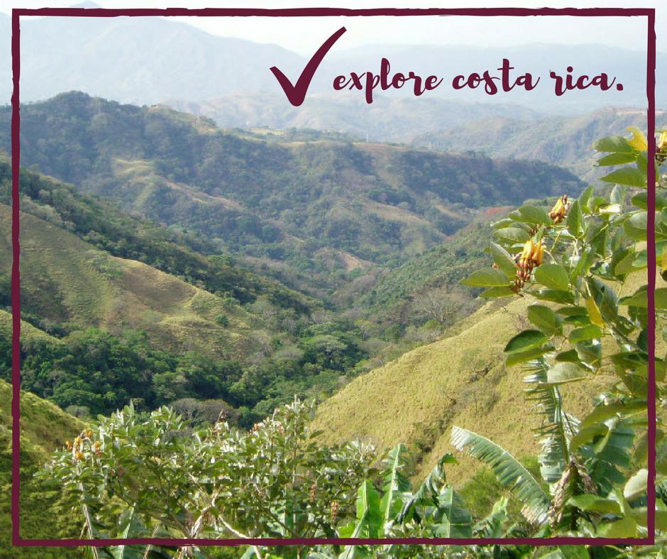 explore Costa Rica :: life list :: KarlaMae.com