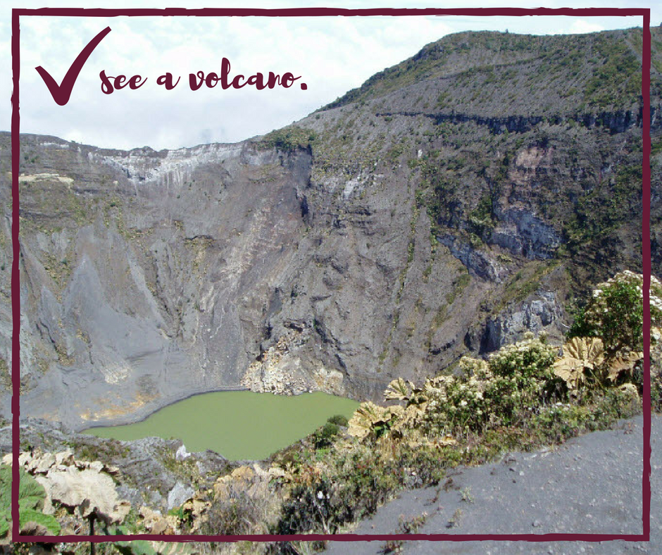 see a volcano :: life list :: KarlaMae.com